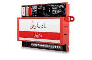 DigiAir, alarm monitoring